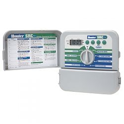 Hunter  SRC-600i 6 Station Indoor Sprinkler Controller