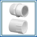 PVC Male and Female Adapters
