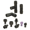 Rain Bird XF Series 17mm Insert Fittings