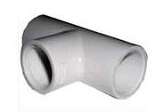 PVC Combination Tee 1/2 (slip) x 1/2 (slip) x 1/2 (fpt)