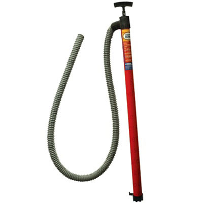 Siphon King Utility Pump w/Six Foot Discharge Hose