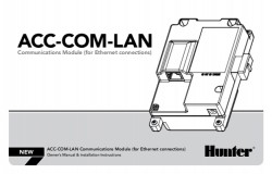 Hunter 1200 ACC-COM-LAN Communications Module for Ethernet