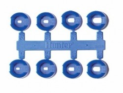 Hunter 665300 PGP® Blue nozzle Set, 8 nozzles