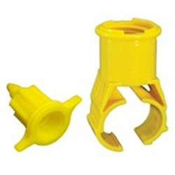 "Blazing Products BS5000 3/4"" Saddle Tee with 1/2"" FPT"