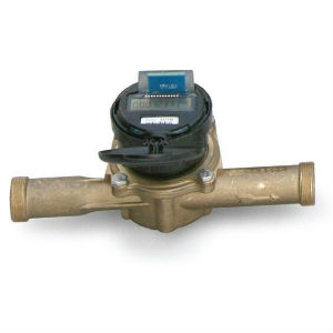 "Rain Bird ICWM075S Water Meter, 5/8"" with 1"" NPSM end connection (Verizon Internet Connected)"