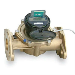 "Rain Bird ICWM150S Water Meter, 1.5"" with flange end connection (Verizon Internet Connected)"