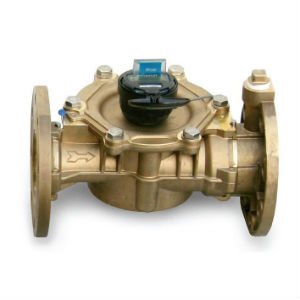 """Rain Bird ICWM400S Water Meter, 4"""" with flange end connection (Verizon Internet Connected)"""