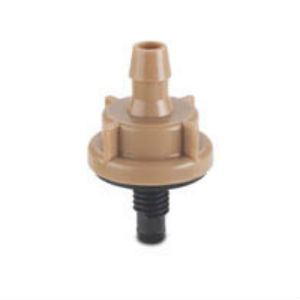 Rain Bird PC-05-1032 0.5gph Pressure Comp. Module Emitter (Light Brown)