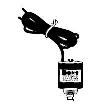 """Hunter S16304 Replacement Solenoid for Hunter HBV Brass Valves - 1"""" - 3"""""""