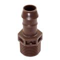 Rain Bird - XFFMA050 - XFF Drip Adpt 17mm x 1/2 MPT