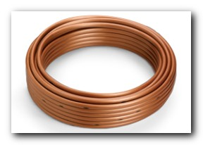 Rain Bird XFS-CV-06-12-250 Dripline w/Copper Shield - 0.6 GPH, 12 in. Spacing, 250ft Coil