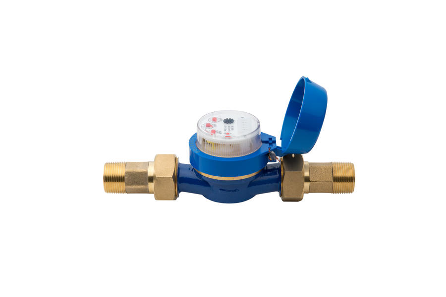 "Hunter HC-100-FLOW Flow Meter with 1"" NPT Thread for WiFi Enabled Controllers"