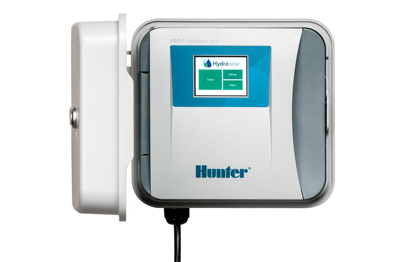 Hunter HPC-400 Pro-C Hydrawise 4 Station Indoor/Outdoor Sprinkler Controller