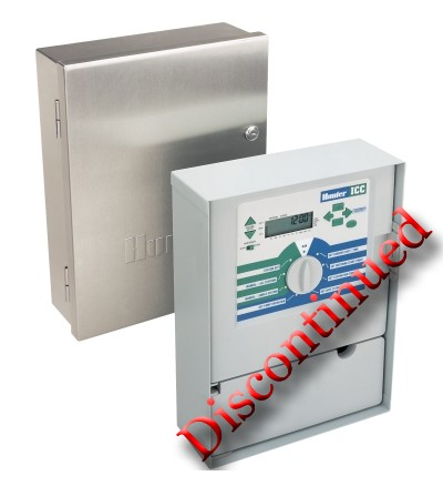Hunter ICC-800M 8-Station Outdoor Sprinkler Controller w/Metal Cabinet (No Longer Available)