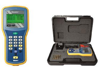Hunter ICD-HP Wireless handheld decoder programmer