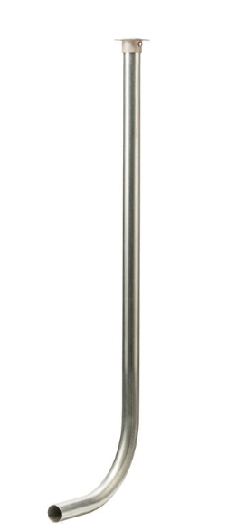 Hunter XCHSPOLE Steel Mounting Pole Only (4') for XCH Series Controllers