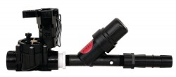 Rain Bird XCZLF100 - Low Flow Control Zone Kit with 1 in. Low Flow Valve and 3/4 in. PR RBY Filter (Assembled)