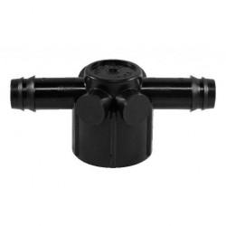 Rain Bird XFDTFA075 - Barb Tee Female Adapter - 17mm x 3/4 in. FPT x 17mm