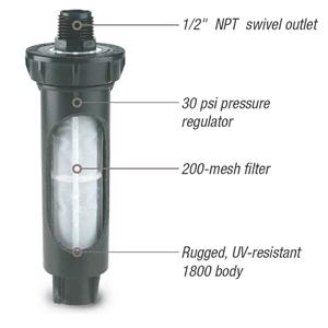 Rain Bird 1800RETRO - Spray to Drip Xerigation Retrofit Kit