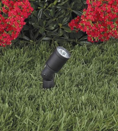 Vista 2205 Up and Accent Lights 12 Volt Series (20W) - Aluminum Mini Bullet