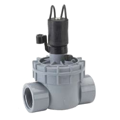 Irritrol 2400-T  2400 Series Electric Globe Valve (1 inch Threaded Inlet/Outlet)