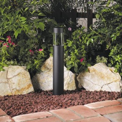 Vista 2500 Bollard and Beacon Light 12 Volt Series (20W) - Aluminum Reflecting Bollard