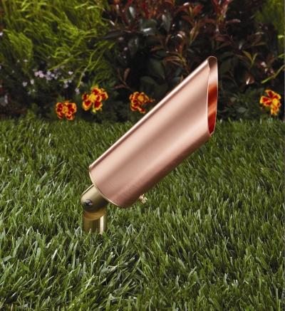 Vista 2516 Up and Accent Lights 12 Volt Series (20W) - Copper Bullet
