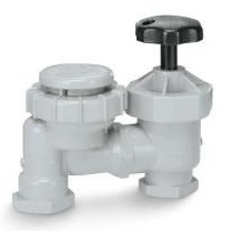"Irritrol 2709-PR 1"" Anti-Siphon Control Valve (Threaded Inlet/Outlet)"