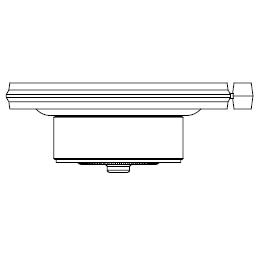 """Hunter 332100 Diaphragm Assembly Kit for PGV, SRV, ASV Valves - 1"""" Valves"""