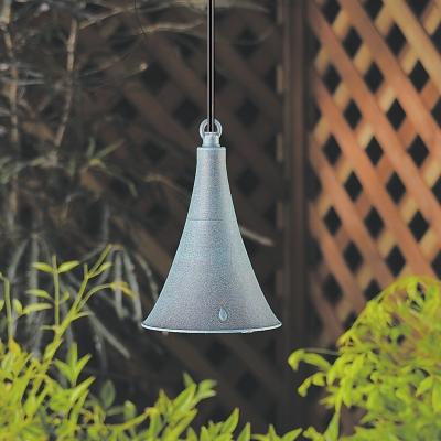 Vista 4216 Specialty Lights 12 Volt Series (10W) - Aluminum Bell Shaped Hanging Light