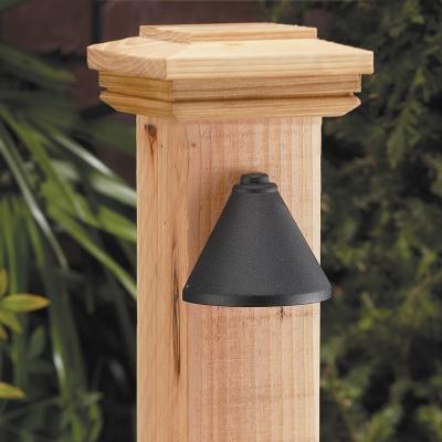 Vista 4250 Step and Brick Light 12 Volt Series (20W) - Half Bell Shape