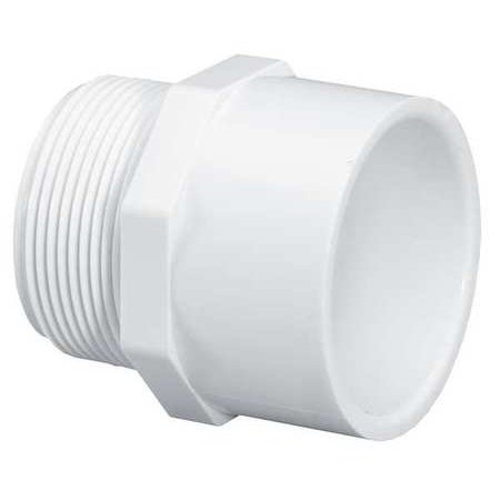 "436-007 - PVC Male Adapter 3/4"", (SxT)"