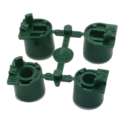 Hunter 444800 I-20 Rotor High Flow Nozzle Tree Set