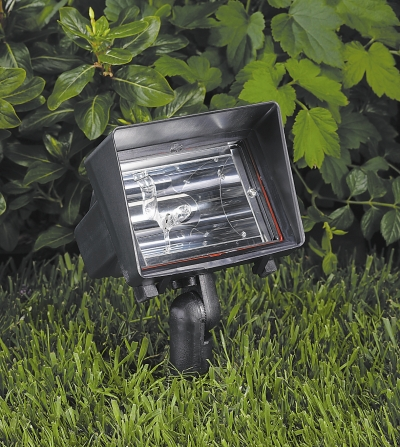 Vista 5203 Up and Accent Lights 12 Volt Series (20W) - Composite Mini Area Light