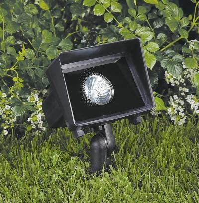 Vista Pro 5204 Up and Accent Lights 12 Volt Series (20W) - Composite Mini Area Light