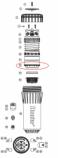Hunter 525400 I-90 Riser Assembly (Includes #4–11) (36V, 3RV)