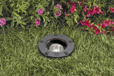 Vista 5272 In-Ground and Well Light 12 Volt Series (50W) - Composite In-Ground Light