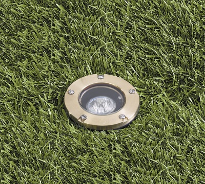 Vista 5276 In-Ground and Well Light 12 Volt Series (50W) - Solid Trim