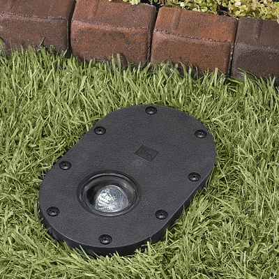 Vista 5290 In-Ground and Well Light 12 Volt Series (50W) - Composite Reinforced In-Ground Light