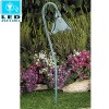 Vista 6508 Aluminum Petals and Leaves Path Light