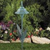 Vista 7208 Aluminum Hex Path Light w/Ivy