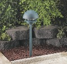 Vista 7216 Dome Shaped Aluminum Path Light