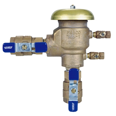 """Febco 765-125 1 1/4"""" Pressure Vacuum Breaker"""