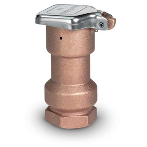 "Rain Bird 7VALVE 1 1/2"" Quick-Coupling Valve With Metal Cover"
