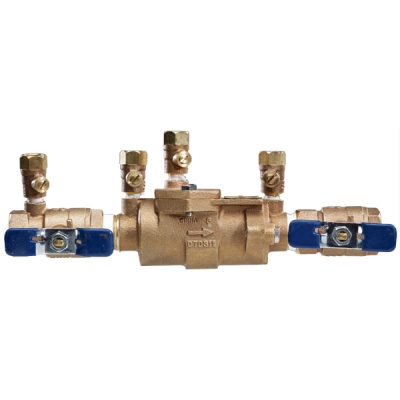 "Febco 850-100 1"" Double Check Valve Assembly (1113)"
