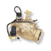 "Hunter HBV-201E 2"" Brass Commercial Valve"