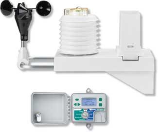 Hunter Complete ET System with ET Wind Sensor
