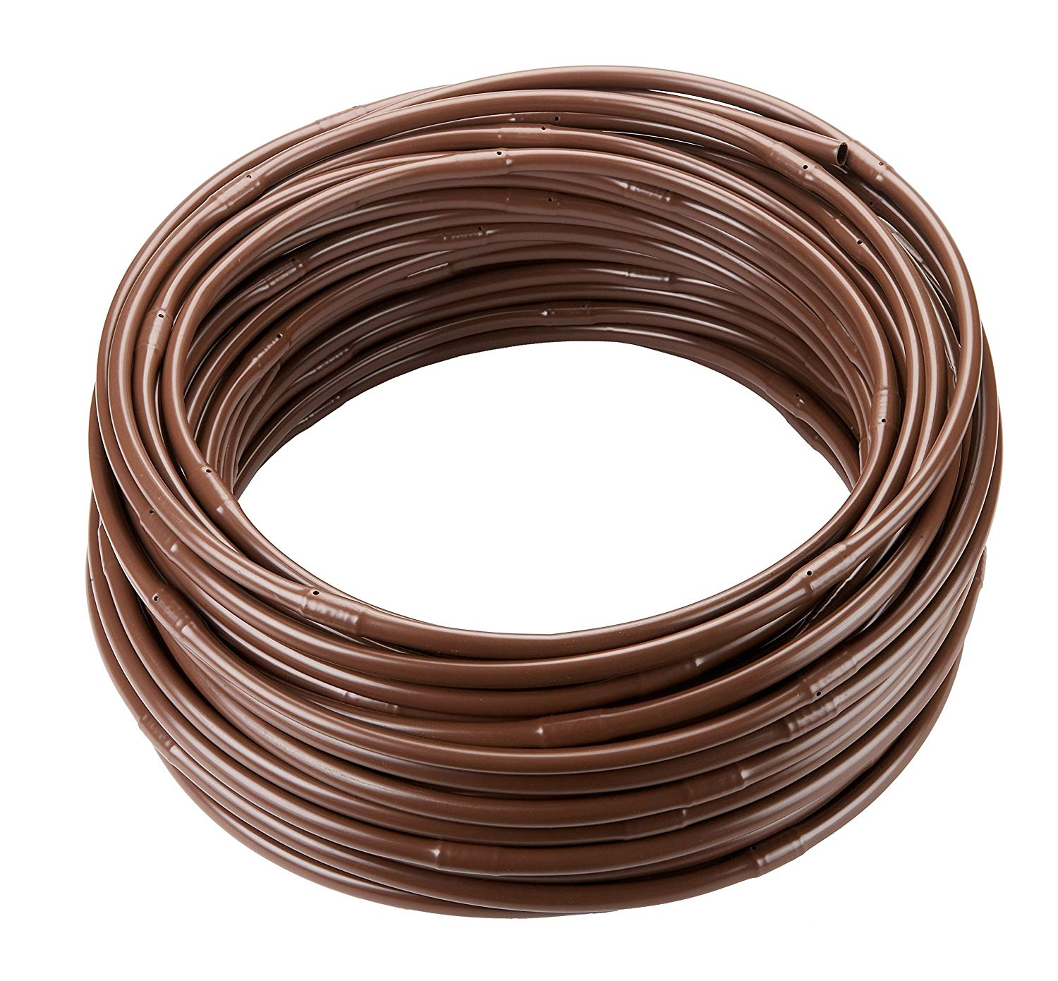 "Hunter MLD-05-12-100 - 1/4"" x 100' .5gph 12"" Spacing - Brown"