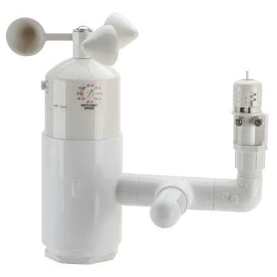 Hunter Mini-Weather Station (Wind & Rain Only)