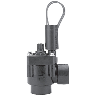 "Hunter PGV-101A 1"" Angle Control Valve w/Flow Control (FxF)"